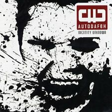 AUTODAFEH Identity Unknown CD Digipack 2010