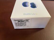 New listing Samsung Galaxy Buds Live Sm-R180 Wireless Bluetooth In-Ear Earbuds Mystic Blue