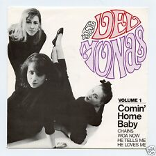 "Del Monas/Comin' Home Baby + 3  (UK/45 RPM 7"" Vinyl Record)"