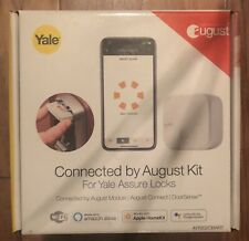 Yale Connected By August Deadbolt Adapter Kit.