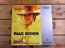 Pale Rider Le cavalier solitaire LASERDISC LD PAL Clint Eastwood 1985