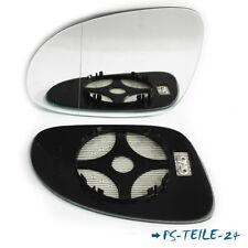Spiegelglas für VW PASSAT B6 2005-2010 links asphärisch beheizbar elektrisch