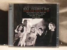 HOLE - CELEBRITY SKIN 2 CD LIMITED TOUR EDITION NEAR MINT
