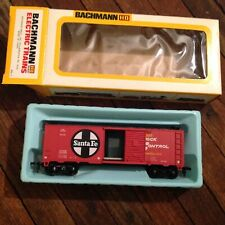 Bachmann 41' Santa Fe boxcar HO scale