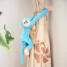 Baby Kids Child Soft Plush Toys Long Arm Monkey Stuffed Animal Doll Xmas Gift