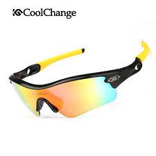 CoolChange Cycling Glasses Eyewear Bike Goggles Fishing Sunglasses Outdoor Sport