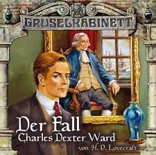 Gruselkabinett 024 und 025 Der Fall Charles Dexter Ward (2008, Hörspiel)