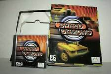 SPEED DEMONS MICROIDS USATO COME NUOVO PC CDROM ED ITALIANA BIG BOX ML3 54600