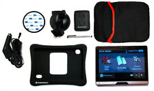 Rand Mcnally TND Tablet 80 TNDT80 Truck Tablet GPS with Extra Accessories