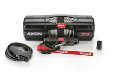"Warn AXON 55-S Powersports 5500 lb Winch 50' 1/4"" Synthetic Line 101150"