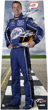 KURT BUSCH #2 (Miller Lite) NASCAR Life Size Standup/Standee/Cardboard FREE MINI