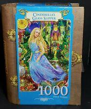Master Pieces Cinderella Glass Slipper #71554 Puzzle 1,000 Piece NEW SEALED
