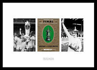 Leeds United 1972 FA Cup Final Montage Photo Memorabilia (LEE72)