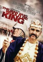 The Man Who Would Be King [New DVD] Full Frame, Repackaged, Subtitled, Widescr