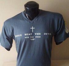 Jesus Christ Christian Men's V-Neck T-Shirt