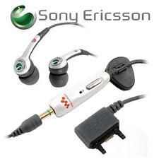 Sony Ericsson HPM-70 White Headset Handsfree Sony Ericsson K750 K750i K800 K850