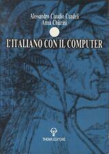 L'italiano con il computer.