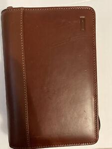 Hartmann Very Rare Antique Vintage Belting Leather Executive Mini Writing Folio