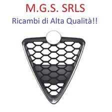 Griglia Scudo Anteriore ALFA ROMEO GIULIETTA Nido d'ape Cromata lucida 2010/2019