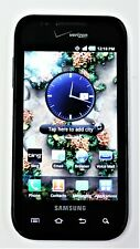 Samsung Galaxy S Fascinate SCH-I500 - 2GB - Verizon Black Smartphone