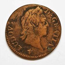 sol Louis XV à la vieille tête 1774 H