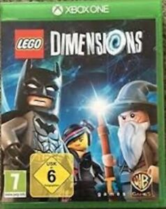 Lego Dimensions - Xbox One Game.  Complete with manual.  Fast Dispatch !!