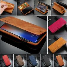 Handy Tasche für iPhone 6 7 8 Plus X XR XS Max Flip Cover Case Schutz Hülle Etui
