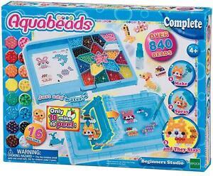 Aquabeads - Beginners Studio (30248)  - FAST UK DISPATCH