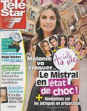 Télé Star N°1841 - 09/01/2012 - Jenifer Aniston - Shakira - Catherine Viard -