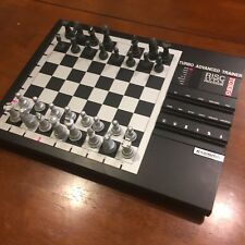 Saitek Turbo Advanced Trainer RISC style Processor Chess Computer Kasparov