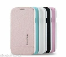 Kalaideng Iceland Flip Leather Case For Samsung Galaxy S4 Mini i9190 i9192(Vilet