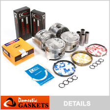 01-05 Mazda Miata 1.8L Turbocharged DOHC Pistons&Bearings&Rings Set BP-Z3 BP-Z3T