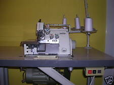 SERVICED & WARRANTED BROTHER 5 Thread OVERLOCKER  SEWING Machine