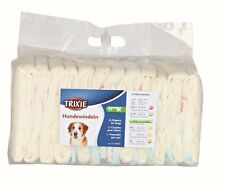 Trixie Female Dog Diapers - Disposable Nappies - 12 Pack - ALL SIZES