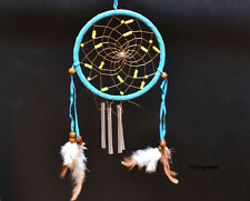 Dream Catcher Feathers For Car/Wall Hanging Decorations 4 WIND BELLS