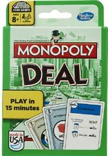 Monopoly Deal Card Game Family Game Nights everywhere
