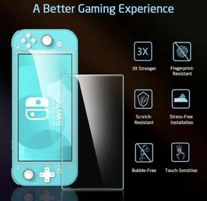 Nintendo Switch Lite Tempered Glass 9H Hardness Screen Protector PREMIUM QUALITY