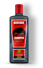 BRISK Power Shampoo with AMINO ACID L-ARGININE - NEW from Germany