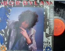 Bob Dylan Rock 1st Edition 33 RPM Speed Vinyl Records