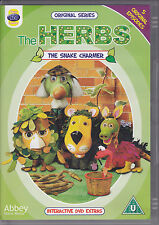 The Herbs - The Snake Charmer - 5 Episodes from Original 1968 Series R2 DVD