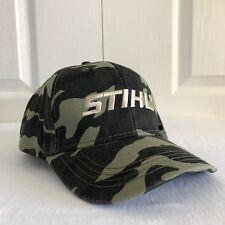 Stihl Twill Camo Hat / Cap