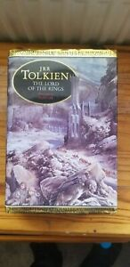 The Lord of the Rings J. R. R. Tolkien Illustrated by Alan Lee
