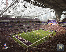 NEW US BANK STADIUM MINNESOTA VIKINGS 8X10 PHOTO PICTURE