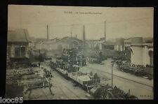 CPA 37 - Tours - La Gare des Marchandises -1906