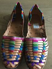 Urban Outfitters Woven Shoes Size 40