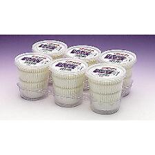 Caroline Plain White Muffin Cake Cases - Tub of 60 Large 8cm X 4cm