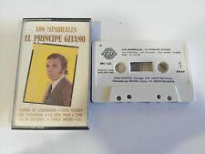LOS MIMBRALES EL PRINCIPE GITANO - CINTA TAPE CASSETTE SPAIN EDIT 1985 PERFIL