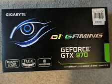 Gigabyte GeForce GTX 970 G1 Gaming GDDR5 Graphics Card, 4GB