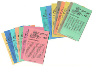 Disneyland Pirates of Caribbean Fortune Red Souvenir Cards Group 2 - You Pick