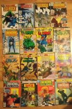 Sgt Rock, Unknown Soldier, GI Combat, Fightin' Marines, more ..set of 18 comics